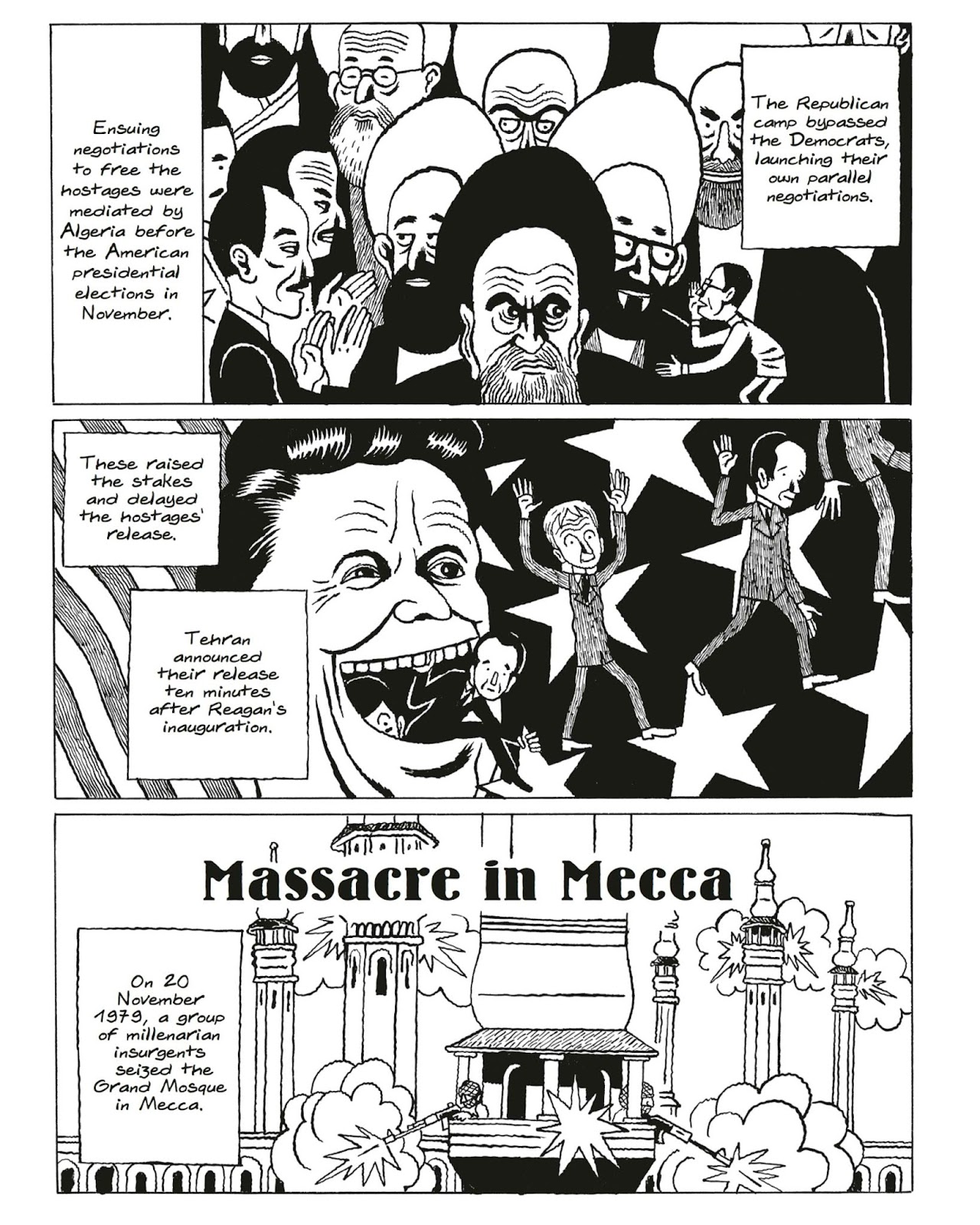 Best of Enemies: A History of US and Middle East Relations issue TPB_2 - Page 70