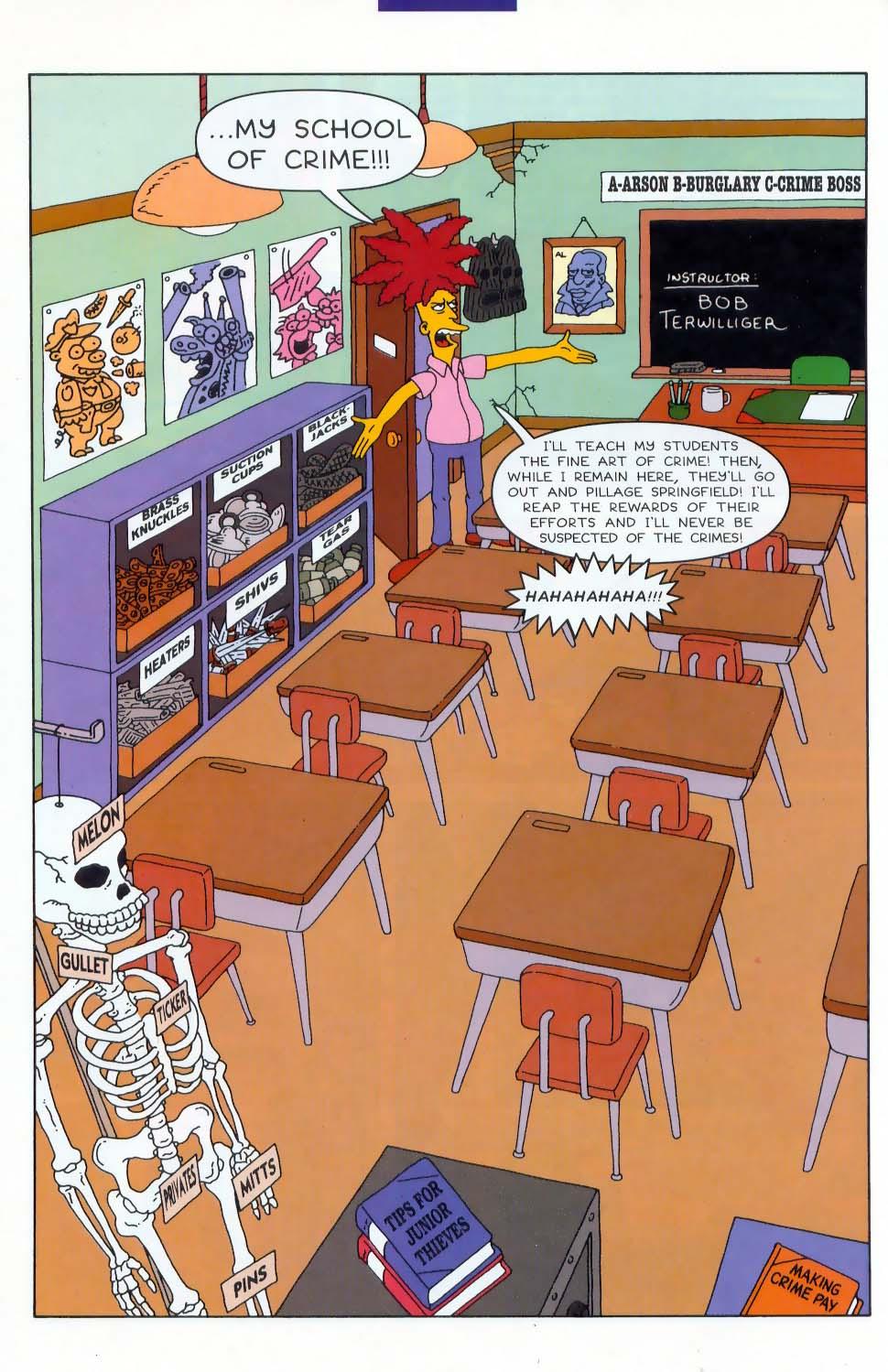 Read online Simpsons Comics comic -  Issue #46 - 9