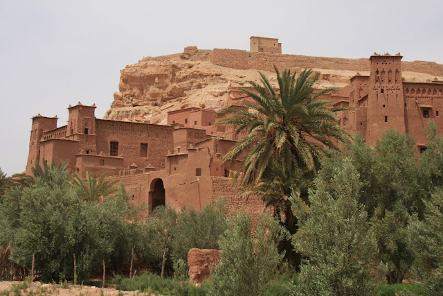 KASBAHS - MARROCOS   Numa rota de Marrakech a Erg Chebbi