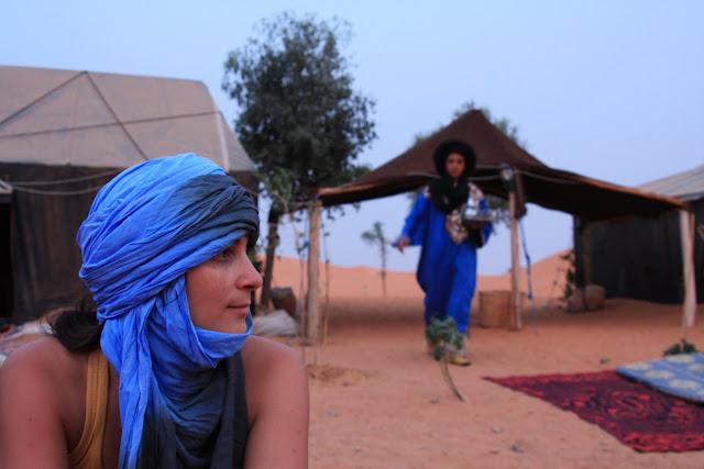 Visitar as incríveis dunas de ERG CHEBBI  no deserto de Marrocos | Marrocos
