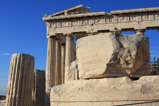 Tudo o que precisa saber para visitar a ACRÓPOLE DE ATENAS | Grécia