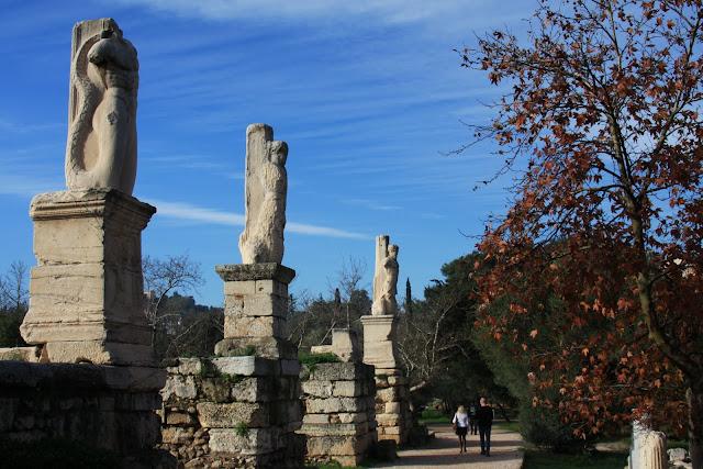 Uma visita para descobrir a Ágora Antiga de Atenas | Grécia