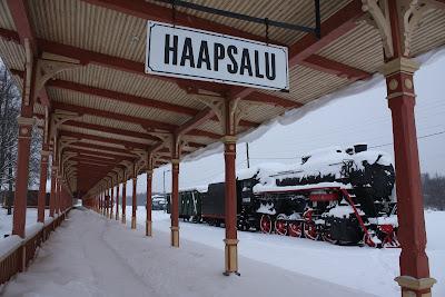 Visitar HAAPSALU, uma viagem pelos comboios da realeza russa | Estónia