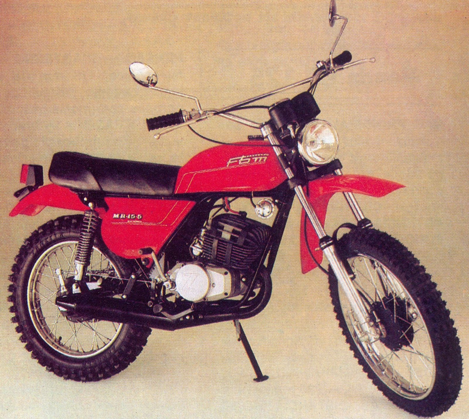 fbm motos as primeiras motos trail do brasil. Black Bedroom Furniture Sets. Home Design Ideas
