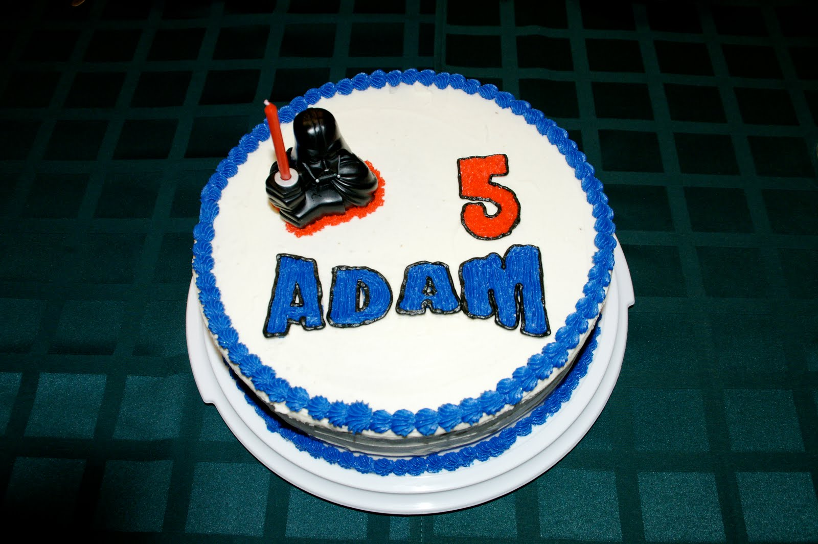 Pavlas Family Adventures Happy 5th Birthday Adam