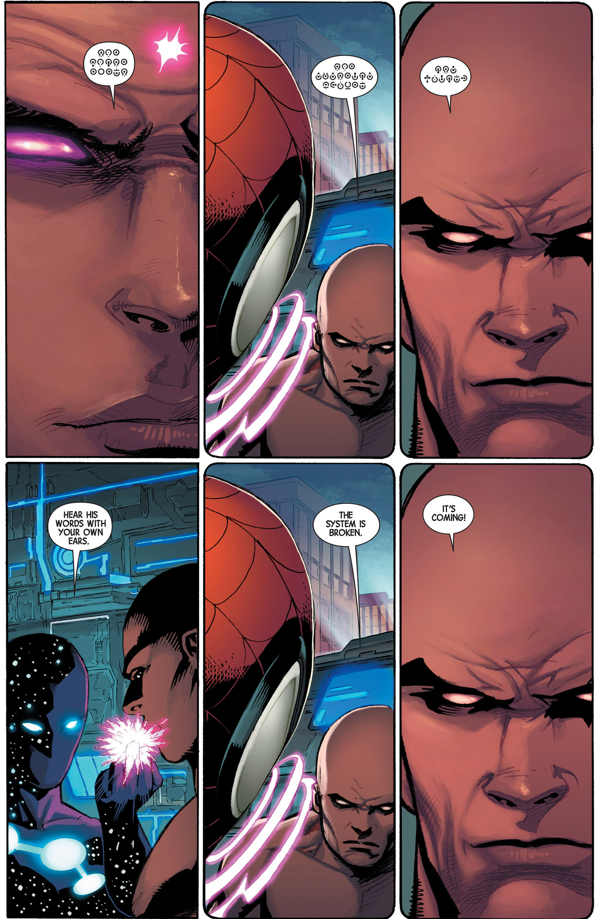 Read online Avengers (2013) comic -  Issue #6 - 21