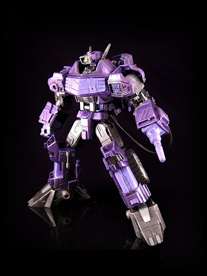 Transformers 3 - Brinquedo Shockwave