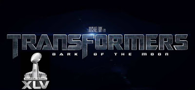 Transformers 3 Superbowl TV Spot - Transformers Dark of the Moon Superbowl