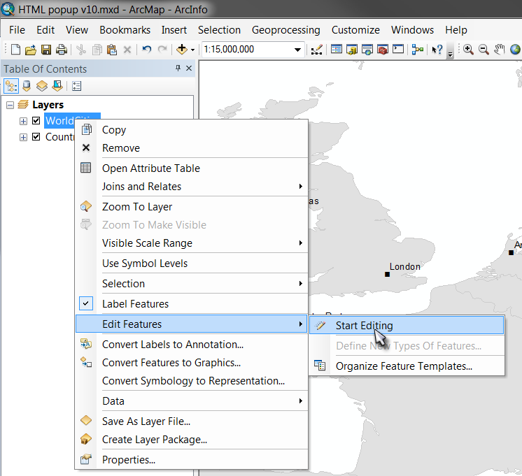 Zerg's rumble: Displaying images and attributes in ArcGIS 10