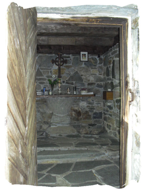 Isabellascloset Little Stone Chapel On Mountain At Von Trapp Lodge Stowe Vermont