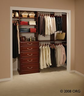Small Closet Organization Ideas Shoes