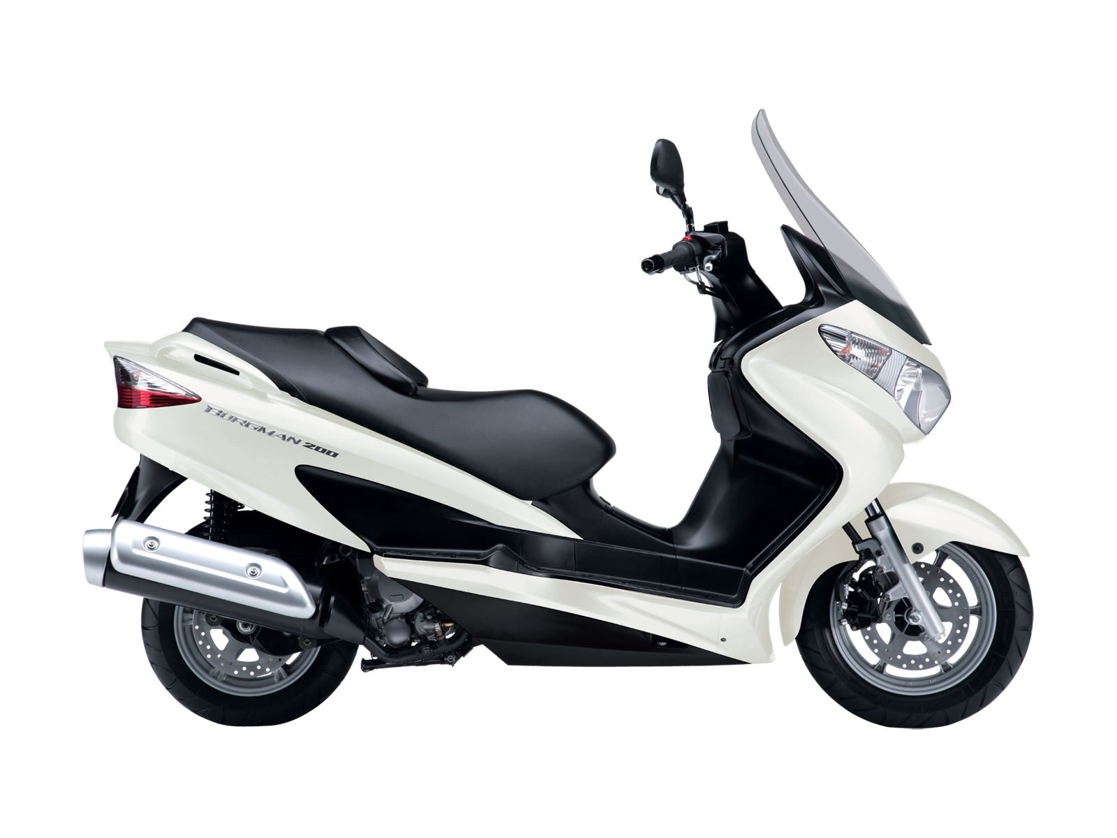 scooters mopeds 2012 suzuki burgman 200 scooter. Black Bedroom Furniture Sets. Home Design Ideas