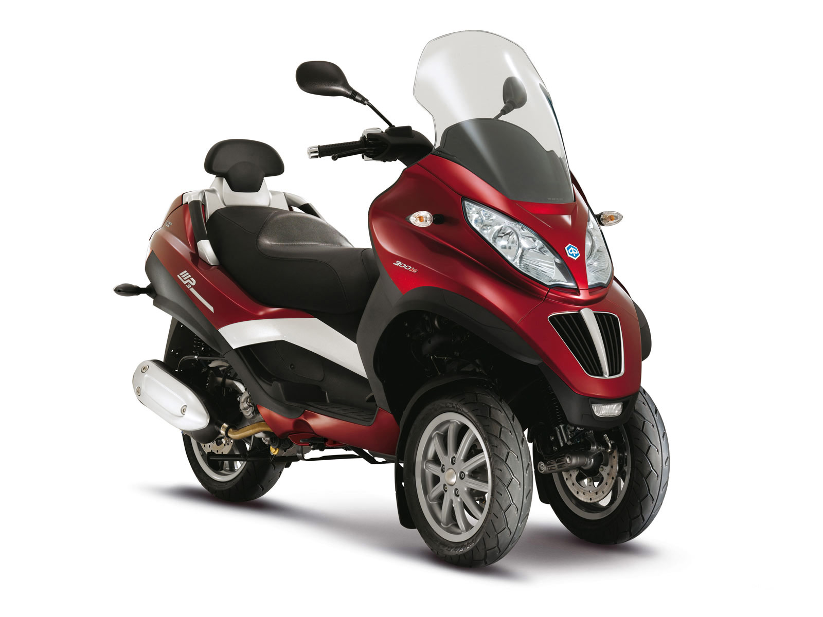 Piaggio Mp3 Lt 300ie  2010  Wallpapers