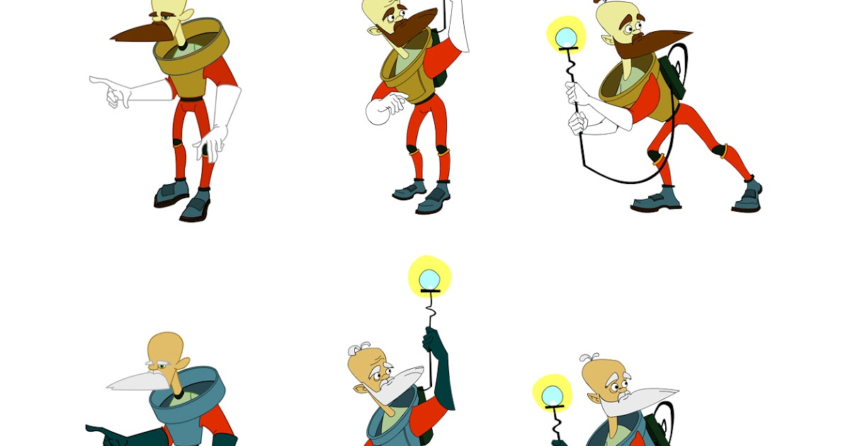 L Ecole Des Gobelins Character Design 15 20 2 Week Course