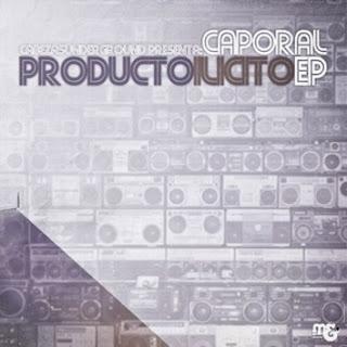 GRITARAP: PRODUCTO ILICITO ep-CAPORAL