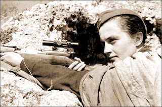 Lyudmila Pavlichenko
