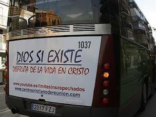 autobus dios