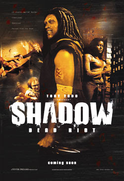 Poster Of Free Download Shadow Dead Riot 2006 300MB Full Movie Hindi Dubbed 720P Bluray HD HEVC Small Size Pc Movie Only At worldfree4u.com