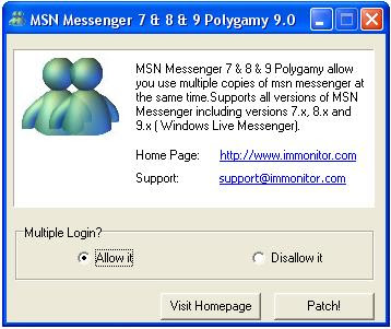 LIVE WINDOWS TÉLÉCHARGER MESSENGER JNRZLOADER