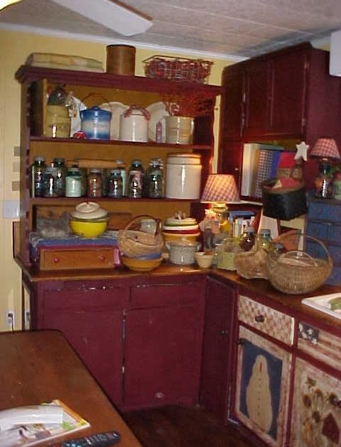 painted kitchen cabinet images the cottage designs kitchen pictures 3982