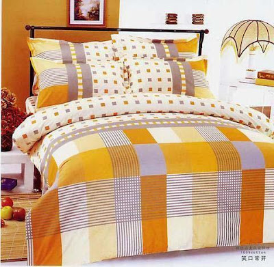 Bedroom: Bed Linen Set / Duvet and Pillow Cases