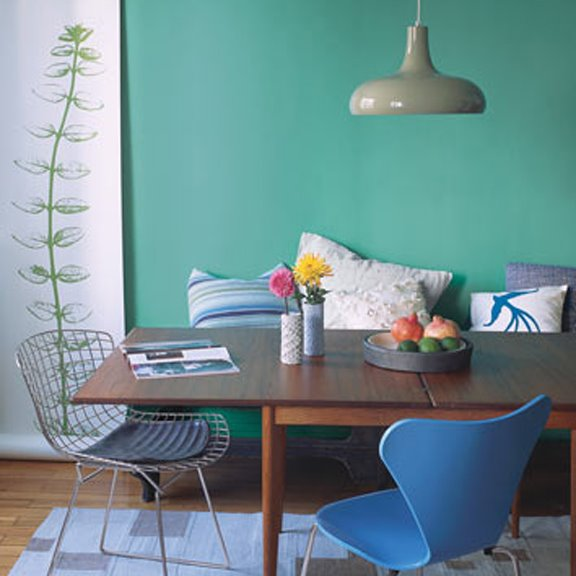 Sweet Home Design 7 Retro Designs For Home And Dining Room