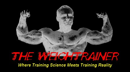 The WeighTrainer Blog