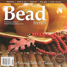 Liz Revit in Bead Trends September 2008