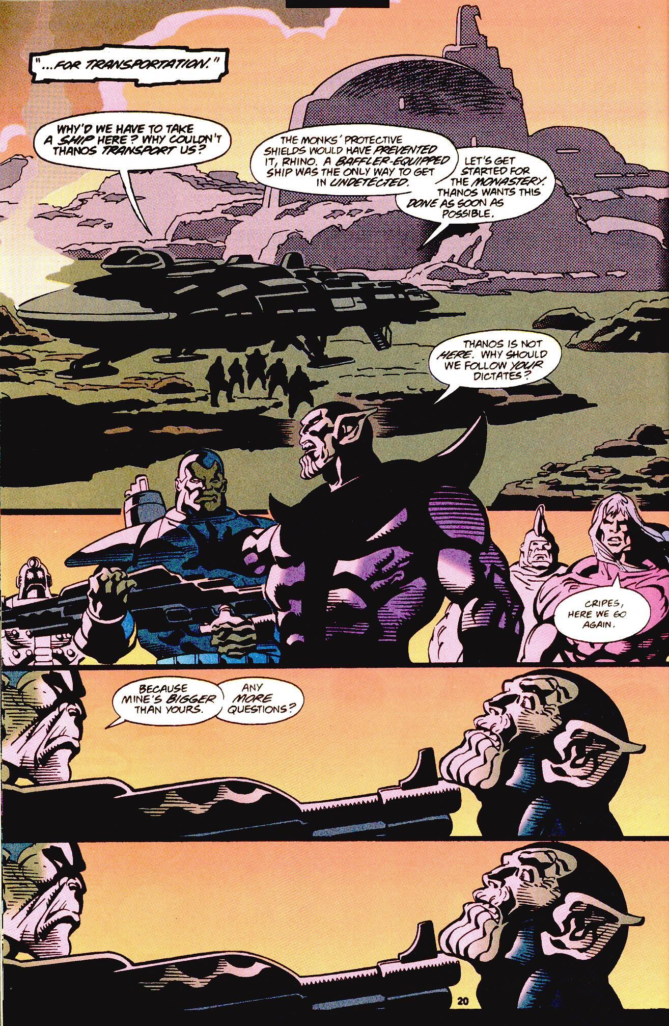 Read online Secret Defenders comic -  Issue #12 - 13