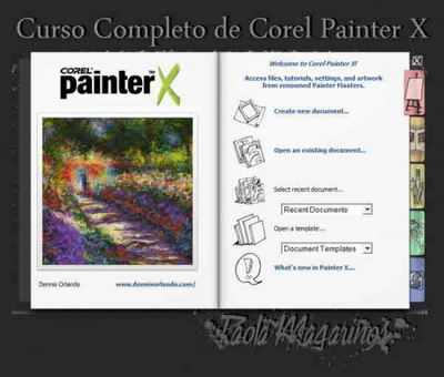 Corel Painter X | un tutorial completo