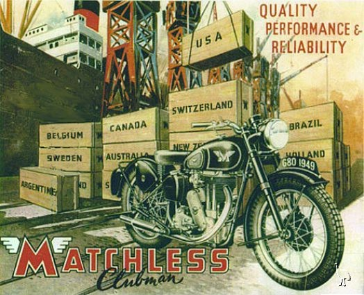 MOTOS PARA EL RECUERDO DE LOS ESPAÑOLES-http://2.bp.blogspot.com/_cxGXT7SSVdE/TFdktlCOGgI/AAAAAAAAASU/ANuKvJf4U08/s1600/Matchless_Clubman_1949_advertisement.jpg