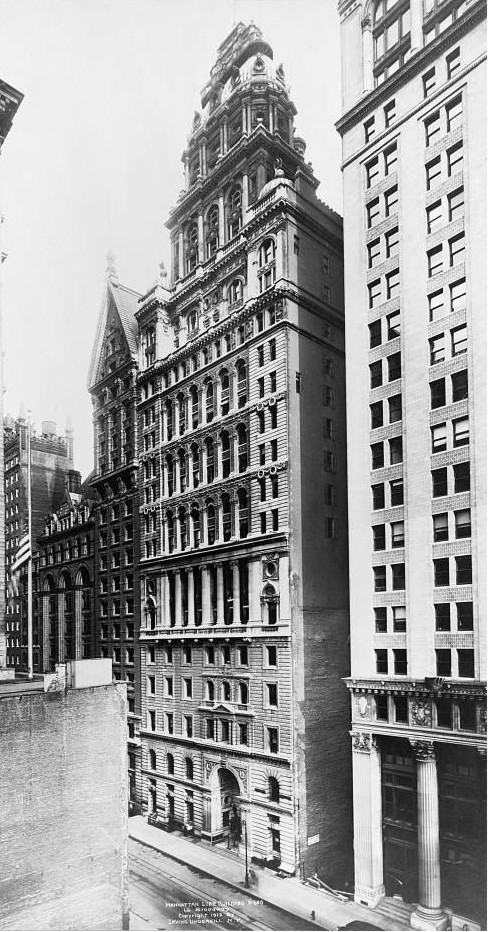 The Manhattan Life Insurance Building