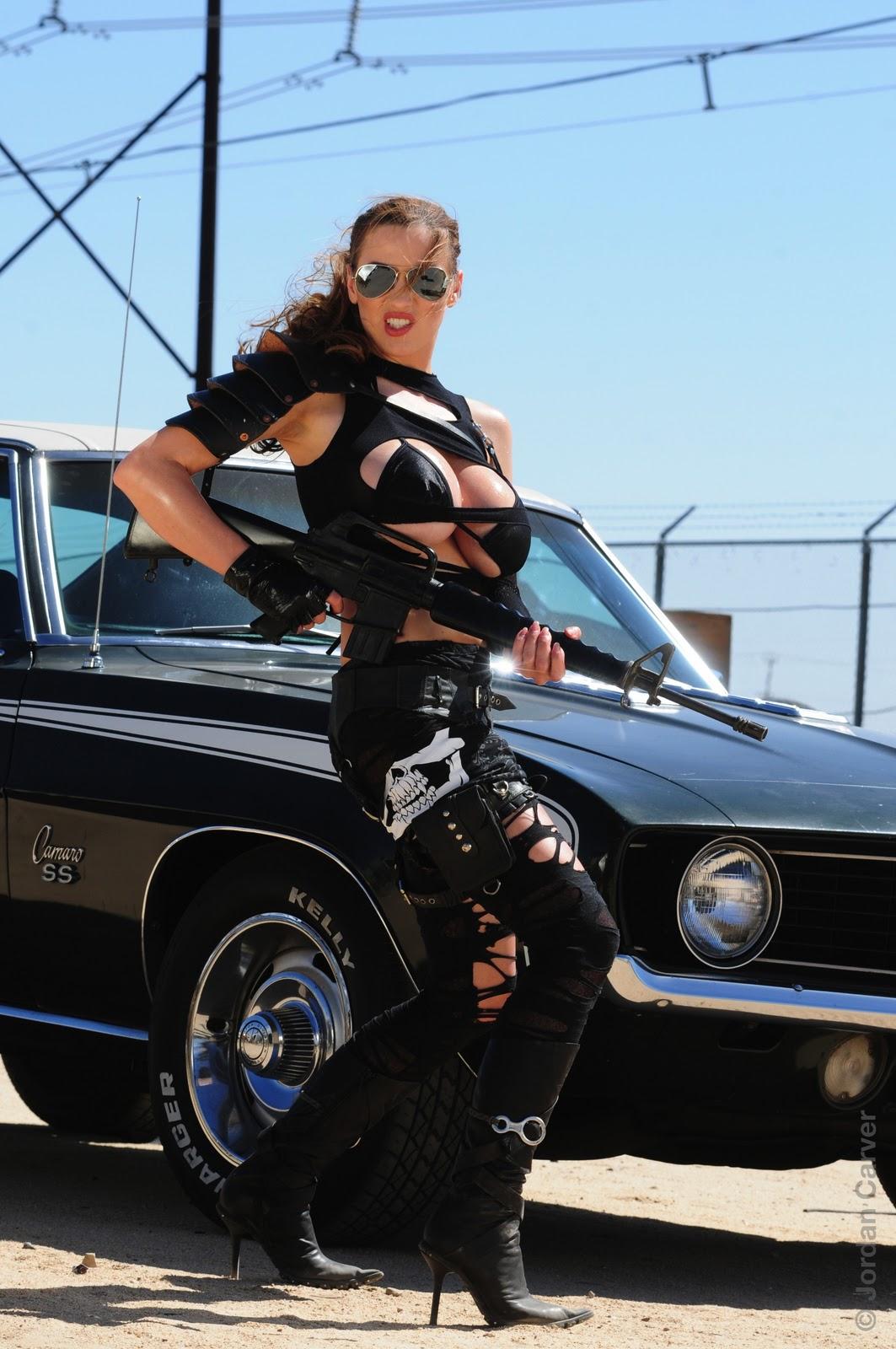 Nonegirls Jordan Carver - Mad-9680