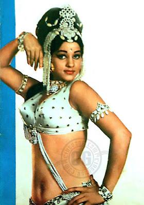 Jayamalini Hot