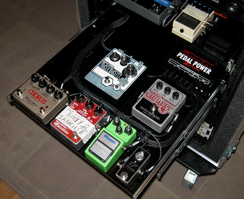 John Rzeznik - The Goo Goo Dolls - Guitar Rig