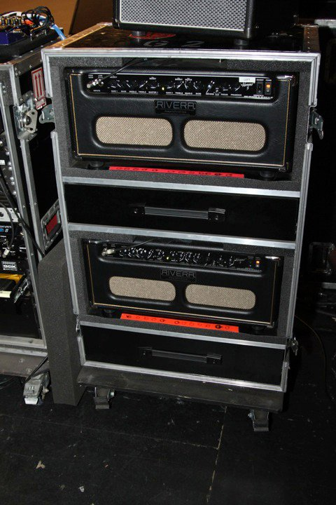 Depeche Mode Guitar Rig