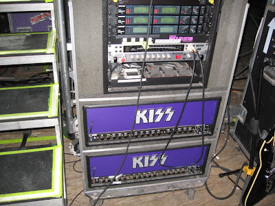 Paul Stanley Guitar rig
