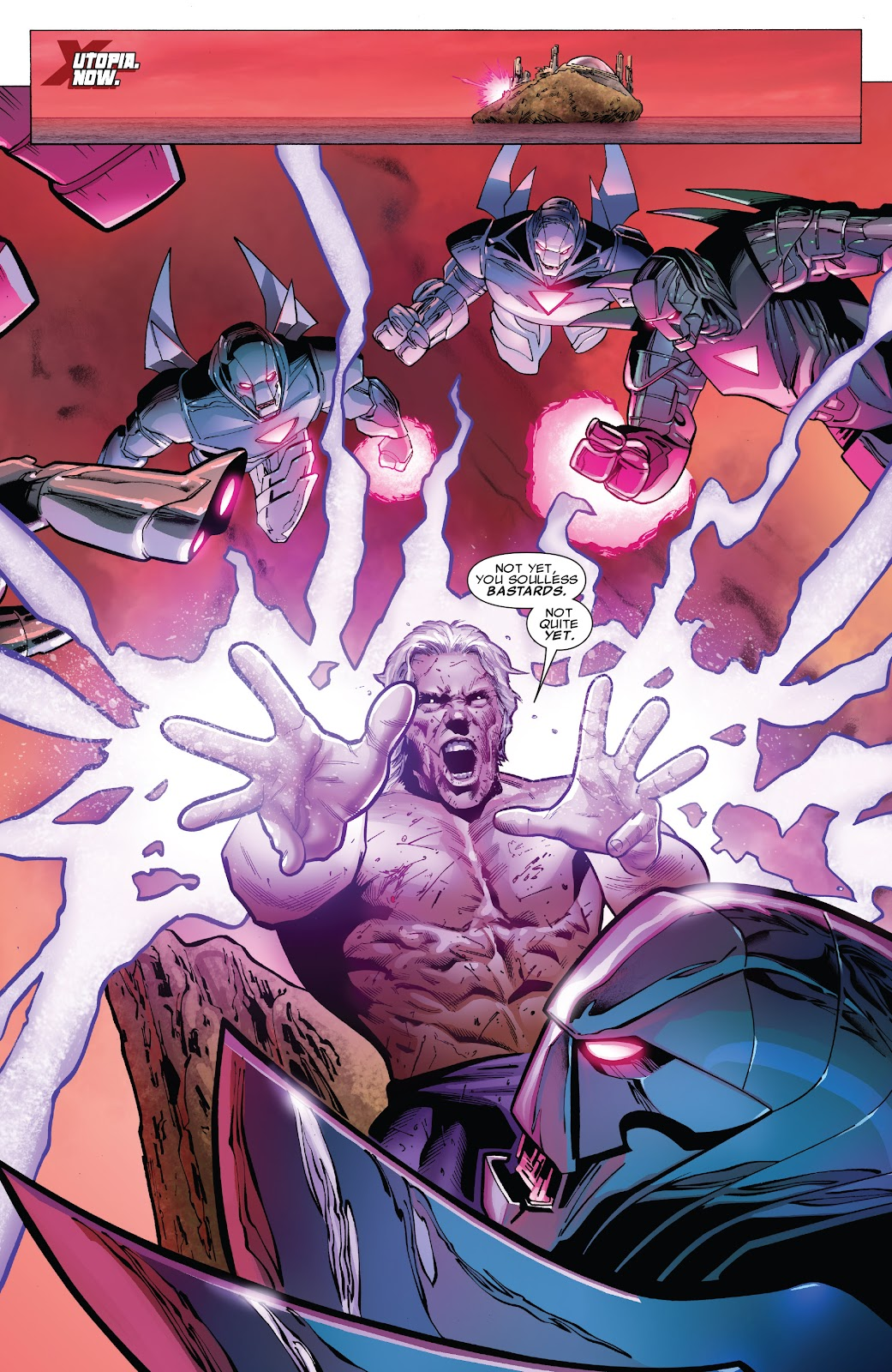 Read online X-Men: Second Coming comic -  Issue # _TPB (Part 3) - 74