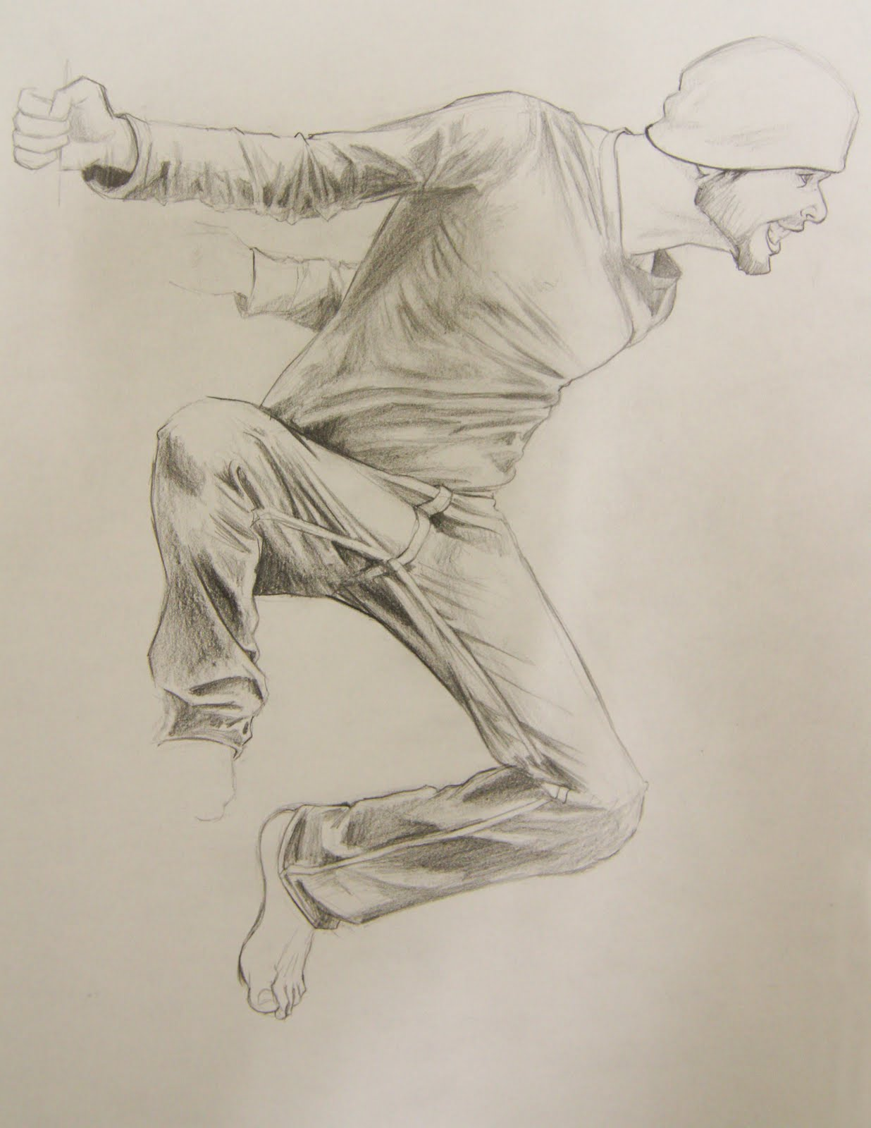 More Clothe Figure Drawing Poses | Male Models Picture