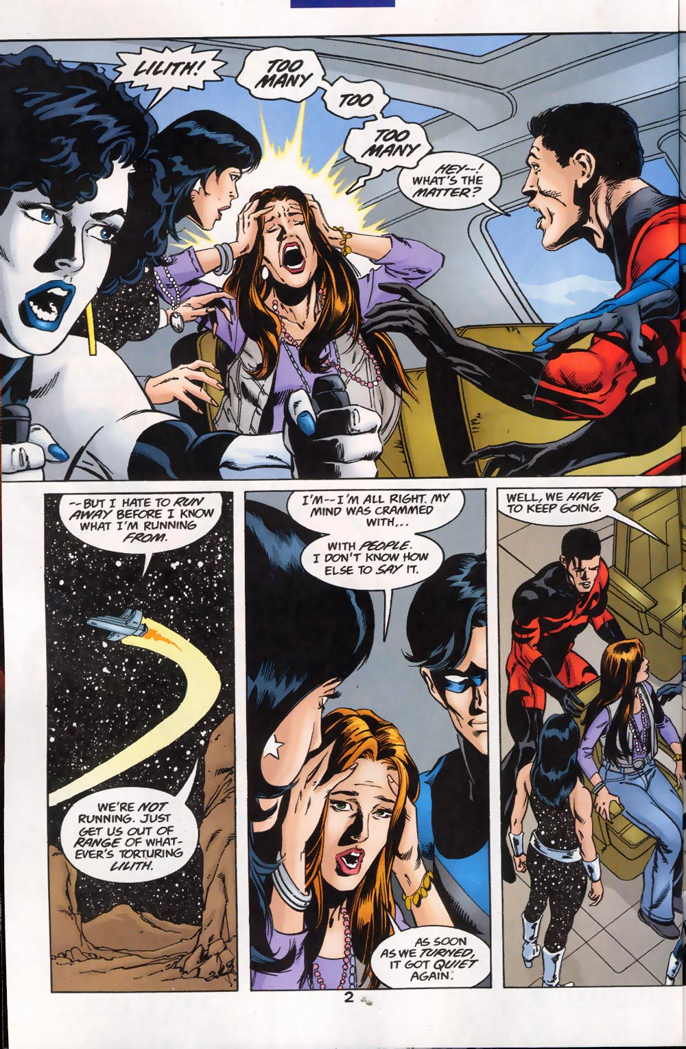 Read online The Titans (1999) comic -  Issue #46 - 3