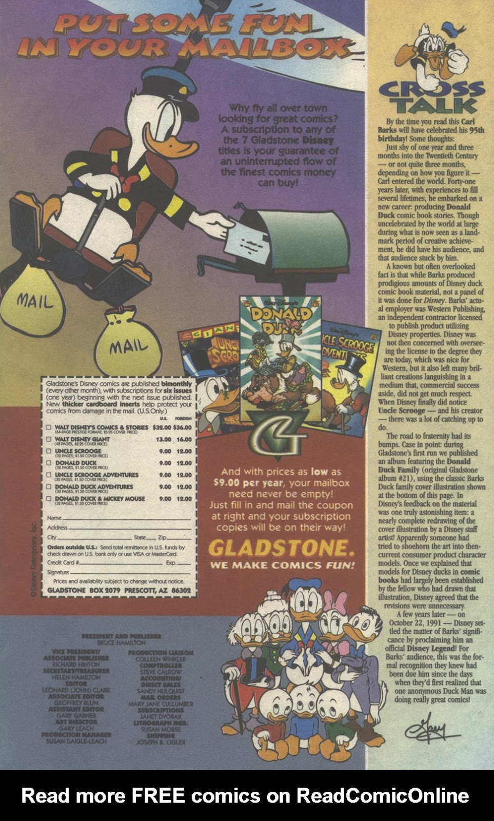 Walt Disney's Donald Duck (1986) issue 298 - Page 31