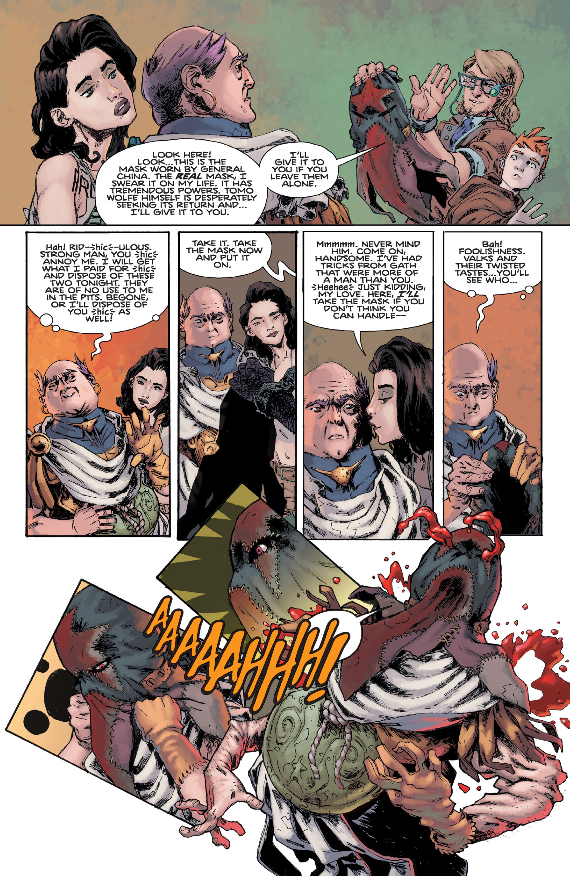 Read online Orchid comic -  Issue # TPB 1 - 49