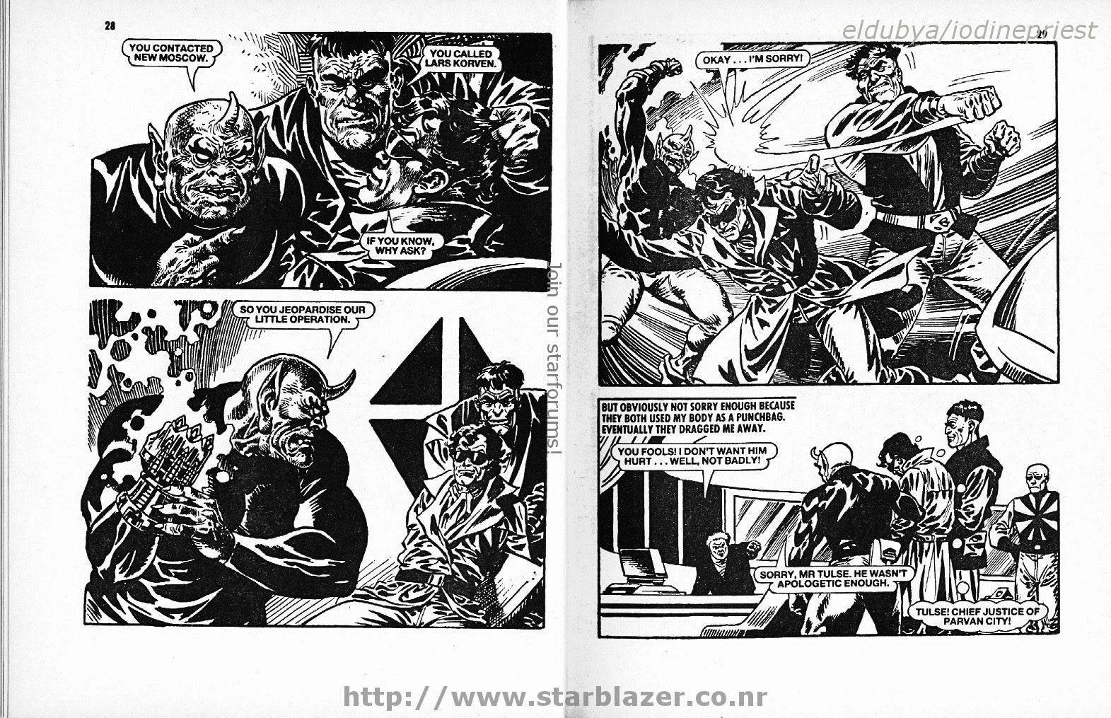 Starblazer issue 207 - Page 16