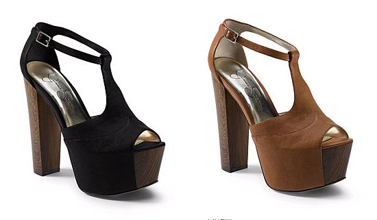 Life Style Fashion Jeffrey Campbell Foxy Platforms Vs