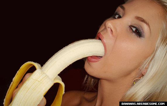 Deep Throat Bananas 57