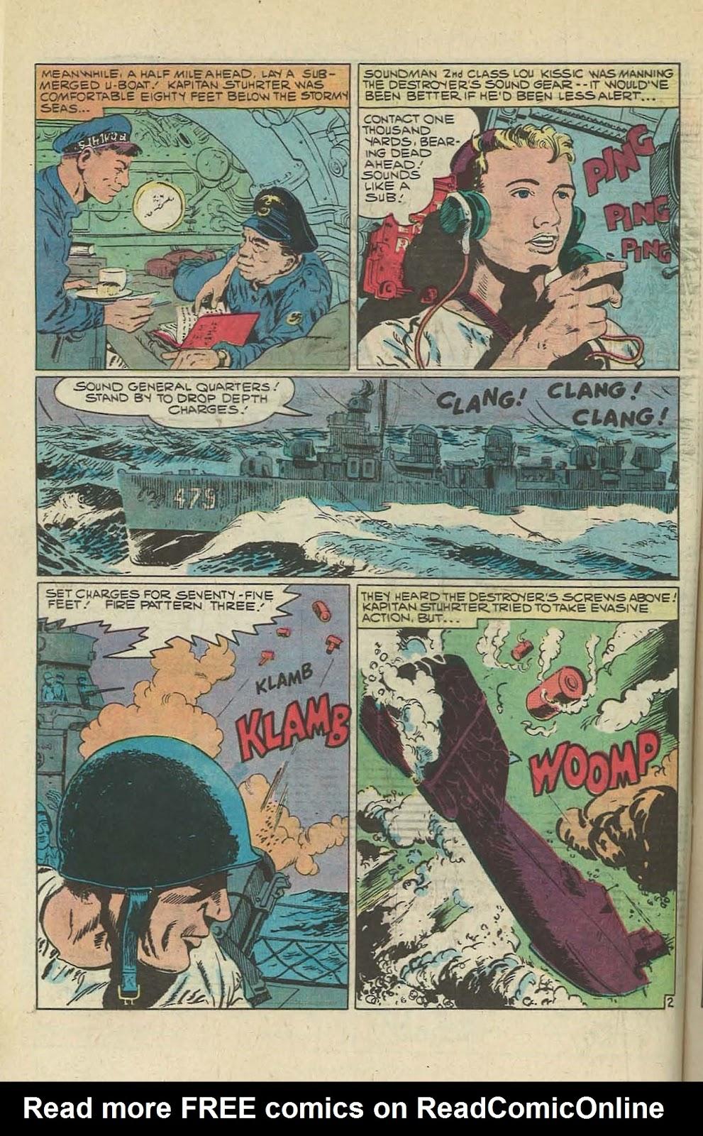 Read online Fightin' Navy comic -  Issue #129 - 4