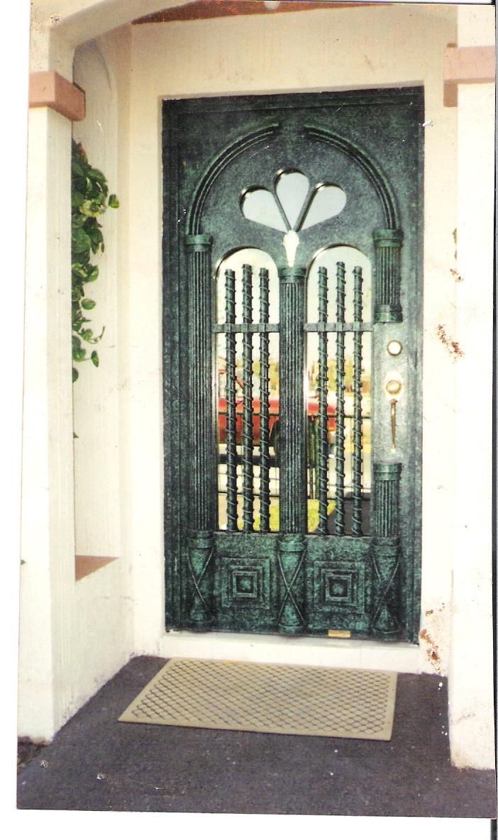 herreria sil  puertas