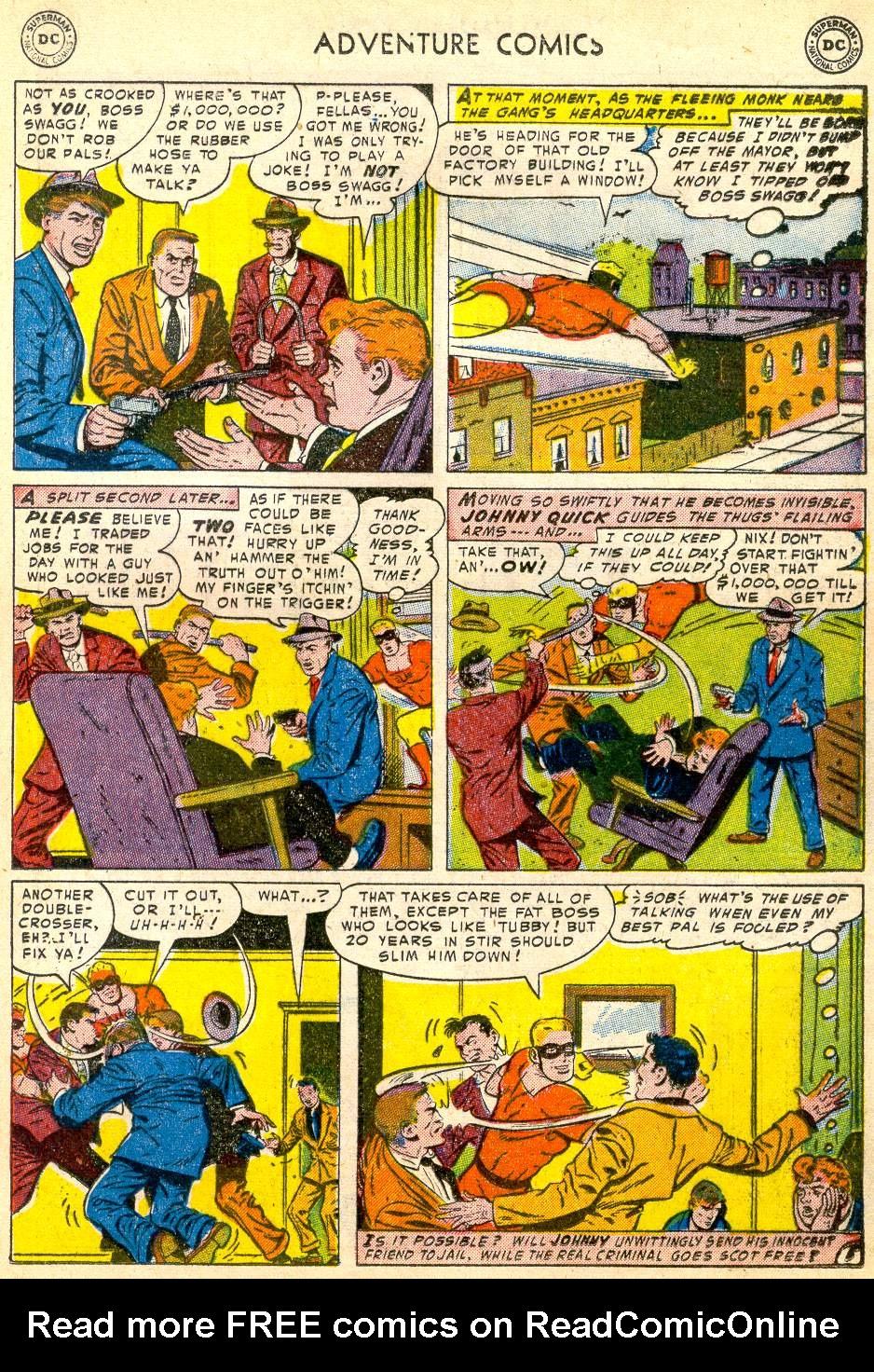 Read online Adventure Comics (1938) comic -  Issue #192 - 29