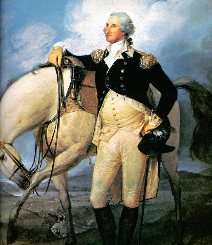 8. George Washington Named Commander Of Continental Army