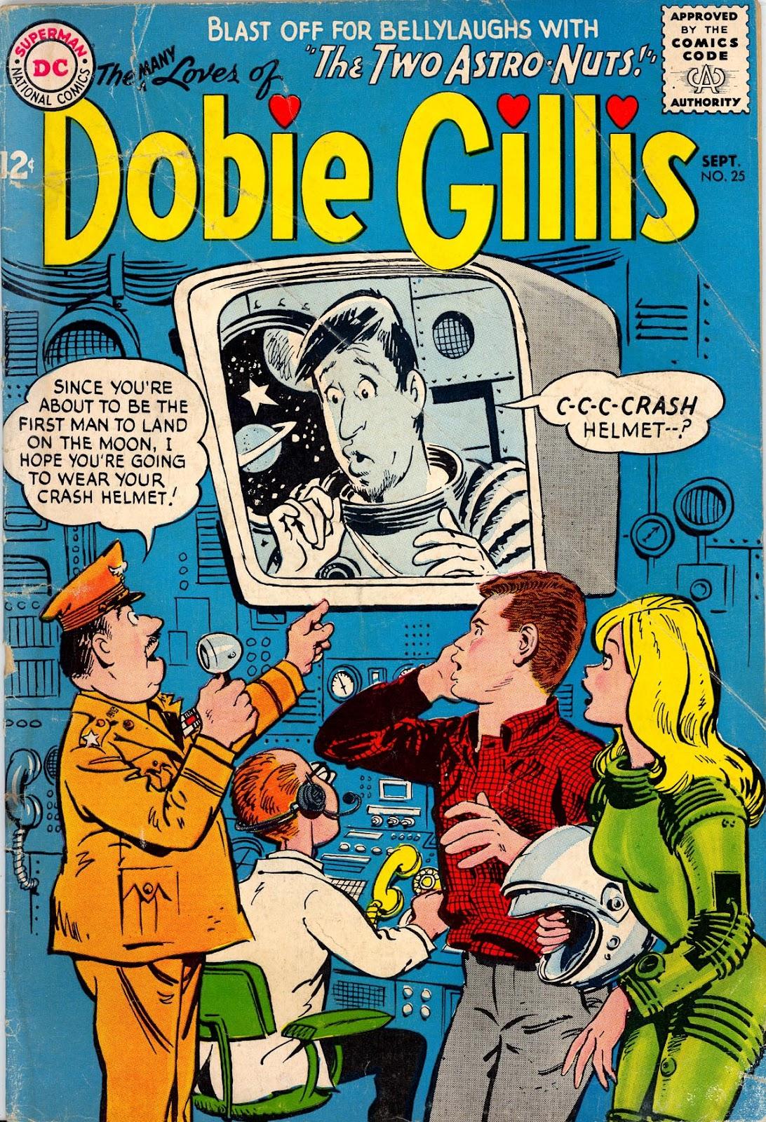 Many Loves of Dobie Gillis 25 Page 1